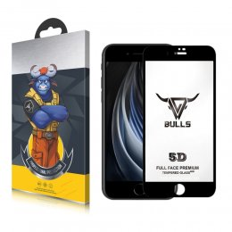 bulls 5d 9h iPhone 7 Plus & iPhone 8 Plus skarmskydd skydda skarm protection screen oleofobisk vattenresistent.