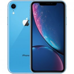 Apple Begagnad iPhone XR 64GB Blå