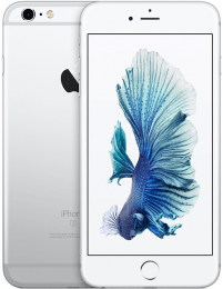 Apple iPhone 6S 16GB Olåst Silver