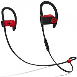 apple powerbeats wireless dr. dre red black-zml röda svarta defiant trådlösa hörlurar in-ear