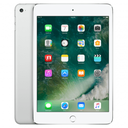 begagnad ipad mini 4 64GB silver wifi toppskick