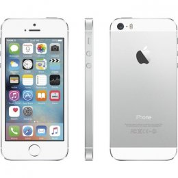 Begagnad iPhone 5S 16GB Silver