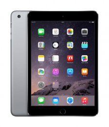 begagnad ipad mini 3 64GB wifi svart