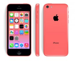 begagnad iphone 5C Rosa 16gb.