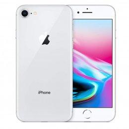 begagnad iPhone 8 64GB silver till bra pris