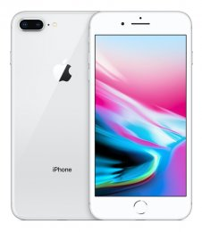 Begagnad Apple iPhone 8 Plus 256GB Silver - Teknikhouse