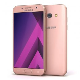 Billig Begagnad Samsung Galaxy A5 2017 32GB Persika