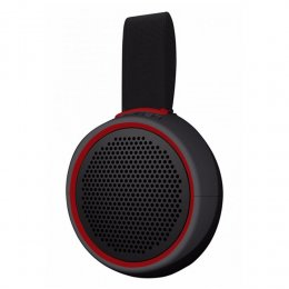 braven 105 red grey attachment front