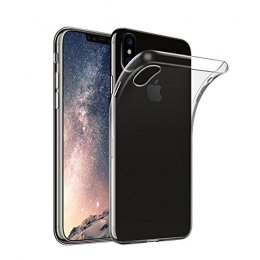iphone X silkon skal iphone X Transparent skal