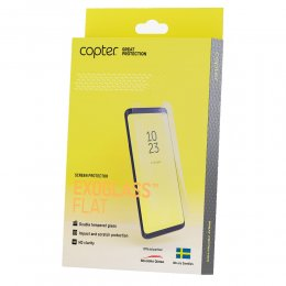 copter skarmskydd screen protector iphone 12 pro exoglass flat 7715eg