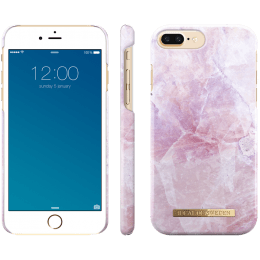 IDeal Fashion Case för iPhone 6/6S/7/8 Plus - Pilion Pink Marble