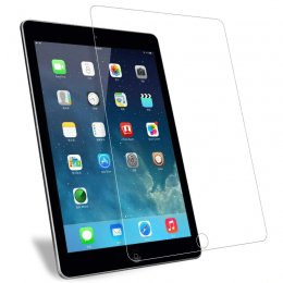 ipad air 1 2 hardat glas skarmskydd hemknapp tempered glass screen protection