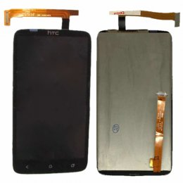 htc one x display skarm glas byt reservdel