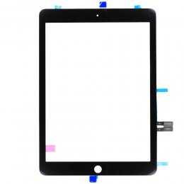 IPad 9.7 2018 Glas & Digitizer Svart