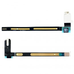 Apple iPad Air 2 hörlursuttag audio flex cable vit