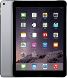 begagnad ipad air 2 wifi 16GB svart