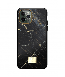 RF Richmond Finch Skal för iPhone 11 Pro Max Black Marble