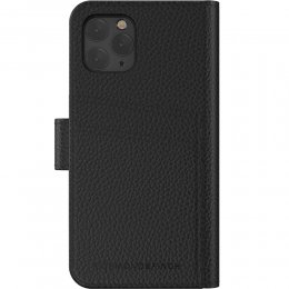 iPhone 11 Pro Max Fodral Richmond Finch wallet planbok black svart