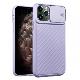 iphone 12 pro skal skydd lock kamera kameralock lås lense protection lila azur purple
