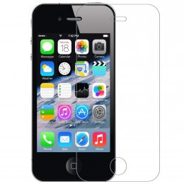 skarmskydd tempered hardat glas till iphone 4 4s