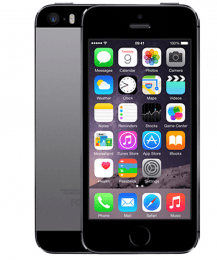 Begagnad iphone 5S 16GB billig