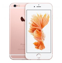 Begagnad iPhone 6S 32GB Rosa Guld toppskick
