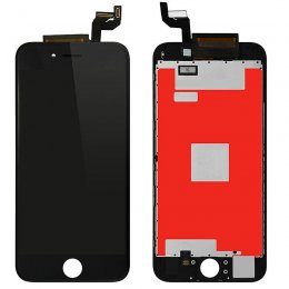 Apple iPhone 6S Skärm LCD display screen glas Svart