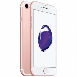 Begagnad iPhone 7 128GB Rosa guld.