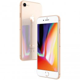 Begagnad Apple iPhone 8 64GB Guld, beg iphone 8
