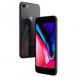 begagnad iPhone 8 64gb svart