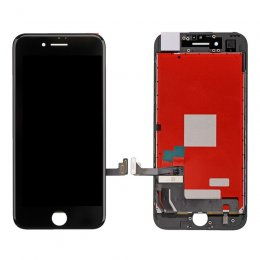 Apple iPhone 8 original skarm lcd display svart