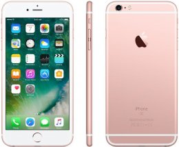 begagnad iPhone 6S Plus 64GB rosa gold