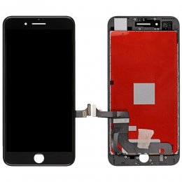 iPhone 7 Original Skarm LCD Display Glas Svart