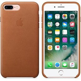apple iphone 8 plus 7 plus läderskal original brun