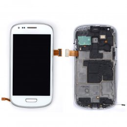 samsung galaxy i8190 s3 siii mini skärm display reserv delar