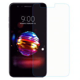 lg k10 2017 härdat glas tempered glass