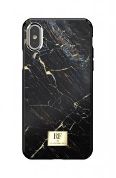 RF Skal för iphone XS Max - Black Marble