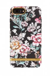 Richmond & Finch skal för iPhone 6/6S/7/8 Plus, Black Floral