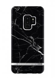 Richmond & Finch skal för Samsung Galaxy S9 Plus, Black Marble