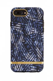 Richmond & Finch skal för iPhone 6/6S/7/8 Plus, Blue Denim