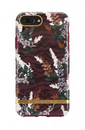 Richmond & Finch skal för iPhone 6/6S/7/8 Plus, Floral Zebra
