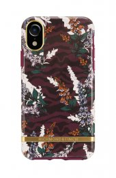 Richmond & Finch skal för iPhone XR, Floral Zebra
