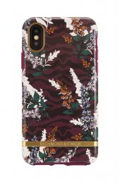 Richmond & Finch skal för iPhone XS Max, Floral Zebra