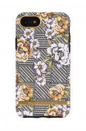 Richmond & Finch skal för iPhone 6/6S/7/8, Floral Tweed
