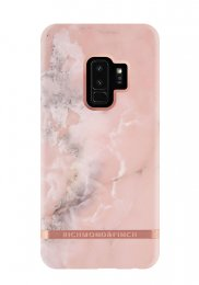 Richmond & Finch skal för Samsung Galaxy S9 Plus, Pink Marble