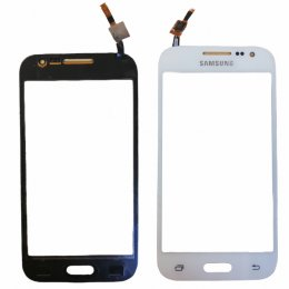 samsung galaxy core prime g360 skärm display glas vit