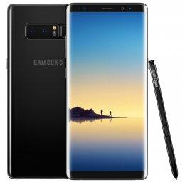 Begagnad Samsung Galaxy Note 8 64GB Svart