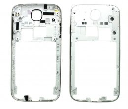Samsung Galaxy S4 i9500 9505 i1337 chassis silver