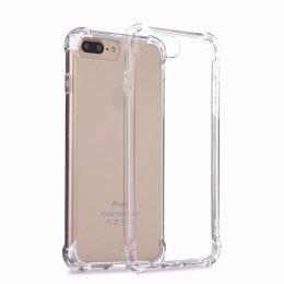 Shockproof Skal iPhone 7 Plus / 8 plus TPU Transparent