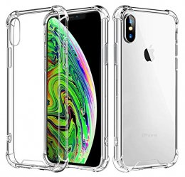 iPhone XS max Shockproof skal flexible